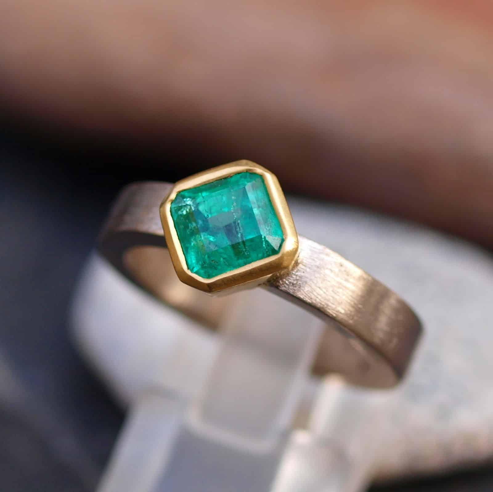 Gold Turbo Ring