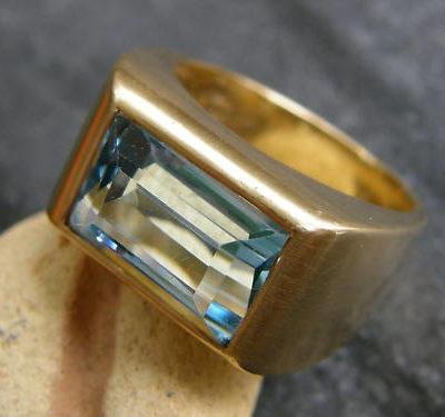 Unikat Ring Gold